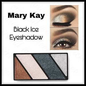"""Mary Kay Mineral Eye Color Quad """"Black Ice"""""""